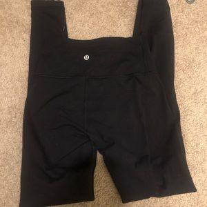 Lululemon leggings size 4